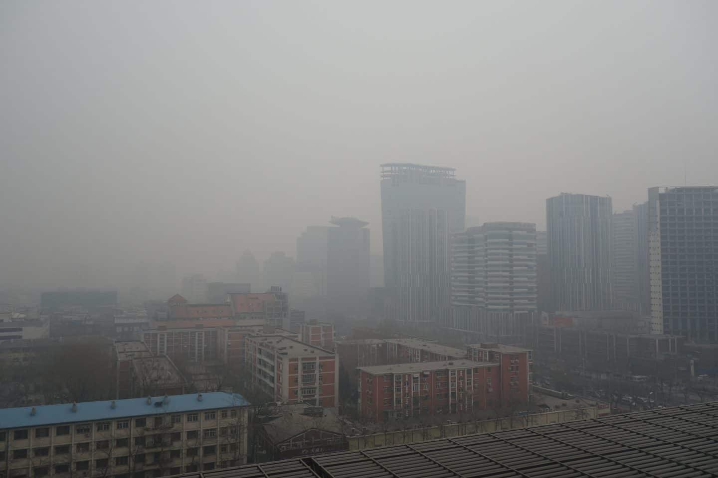 Weekly Digest: Antibiotic resistant bacteria in Beijing smog; insecticide-treated nets not effective against malaria everywhere