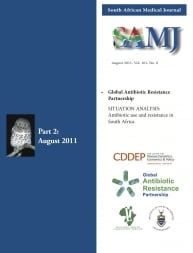 Situation Analysis: Antibiotic Use and Resistance in South Africa