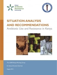 Situation Analysis and Recommendations: Antibiotic Use and Resistance in Kenya