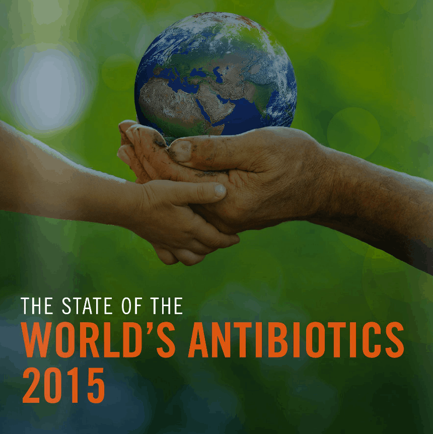 CDDEP Maps Dangerous Trends in Antibiotic Resistance on a Global Scale for the First Time