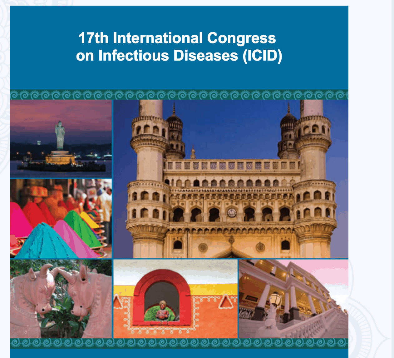 GARP takes the stage at the International Congress on Infectious Diseases