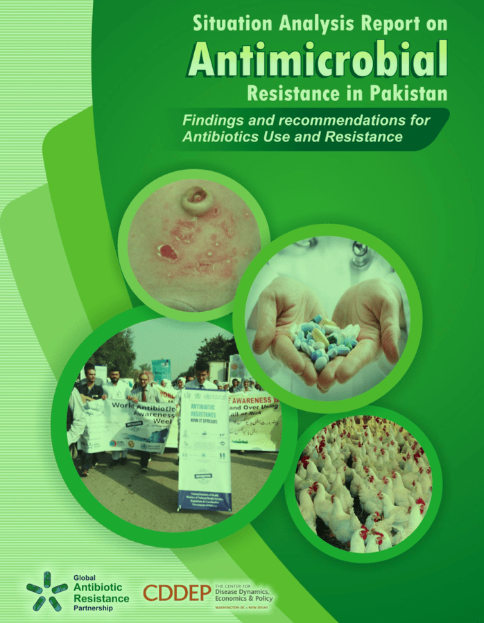 Situation Analysis Report on Antimicrobial Resistance in Pakistan: Findings and Recommendations for Antibiotic Use and Resistance