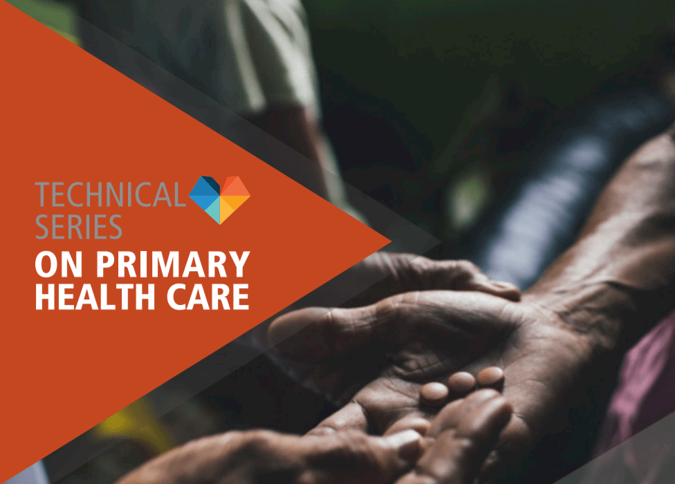 Antimicrobial Resistance and Primary Healthcare