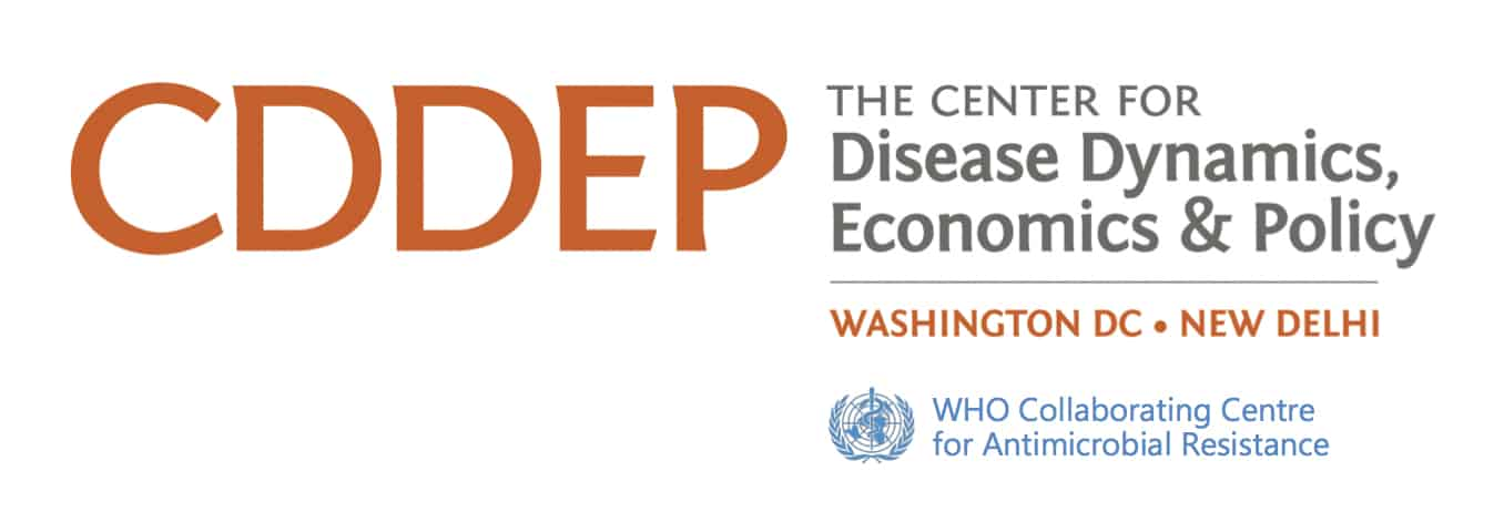 CDDEP's India Office Designated a WHO Collaborating Centre for Antimicrobial Resistance